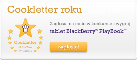 konkurs tablet Blackberry